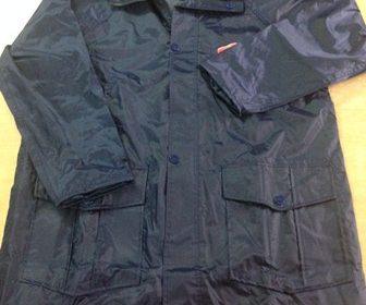 áo mưa BHLD - 1 lớp