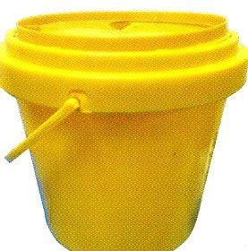 thùng đựng rác nguy hại 10 lít
