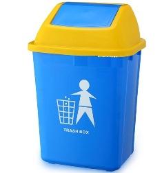 thùng rác trường học - 30L