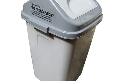 thùng rác trường học 45L
