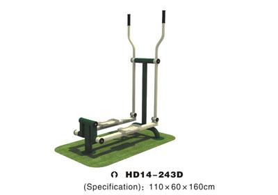 Máy tập thể dục ngoài trời-HD14-243D