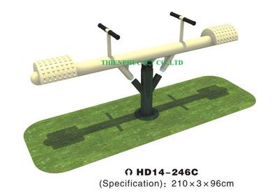 Máy tập thể dục ngoài trời-HD14-246C