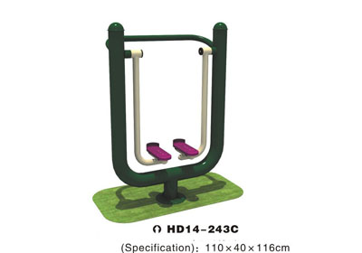 Máy tập thể thao ngoài trời-HD14-243C