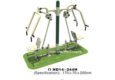 Máy tập thể thao ngoài trời-HD14-244H