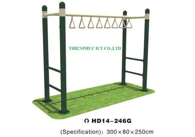 Máy tập thể thao ngoài trời-HD14-246G