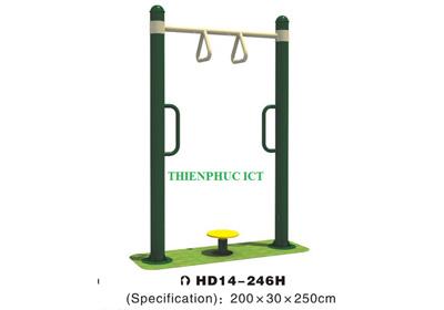 Máy tập thể thao ngoài trời -HD14-246H